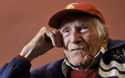 What finally broke Louis Zamperini