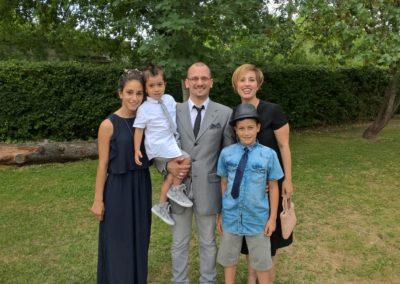 Santangelo's family 01